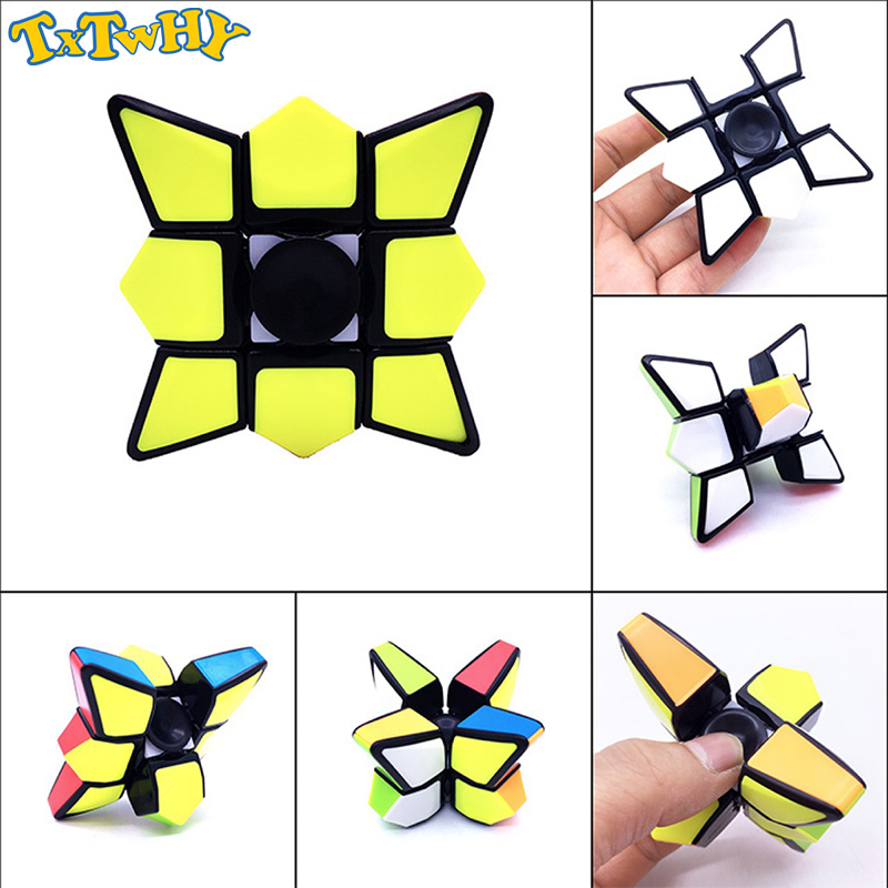 133 Fingertip Top Magic Neo Cube Smooth Finger Decompression Adult Toys Cubo Magico Gan