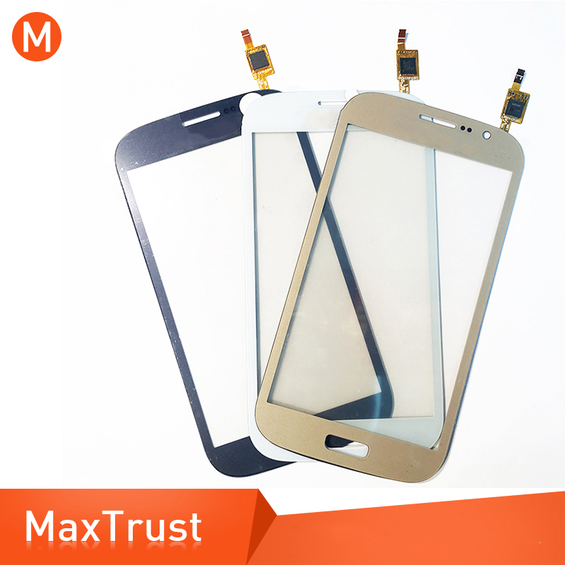 "10pcs/lot Top Quality 5.0""for Samsung Galaxy Grand Neo Plus I9060i Touch Screen Digitizer Front Glass Panel Sensor"