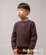 gray knitted boy vest