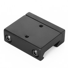 Magorui Tactical RMR Red Dot Sight Low Picatinny Rail Mount Base for RM33 Vism Sight(China)