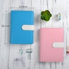A6 Organizer cute book traveler's Notebook journal Diary