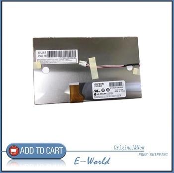 Original 7inch 26pin LCD screen LB070W02-TME2 LB070W02(TM)(E2) LB070W02 TME2 for Car DVD free shipping