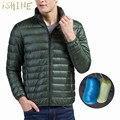 Brand Mens Down Coat fashion Winter Jacket Warm napapijri Casual Thick Cotton Men Parkas With Storage Bag