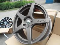 18x8J Wheels Rims PCD 5x114.3 Center Bore 73.1 ET45 With The Hub Caps