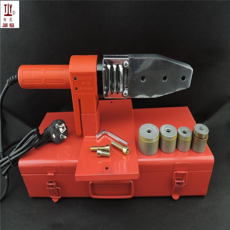 16-32 mm-es 600W-os elektronikus termosztát-beégető PPR cső - Hegesztő felszerelések - Fénykép 6