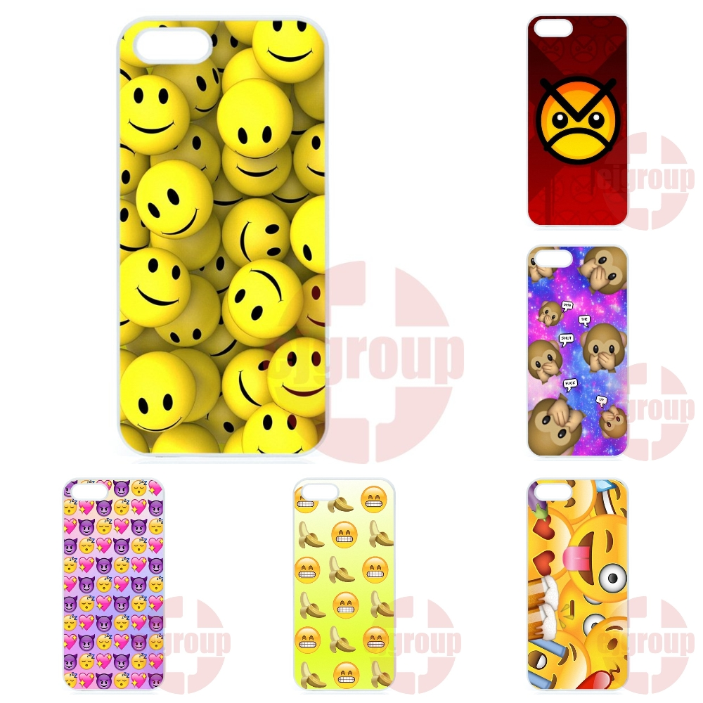 For Galaxy Y S5360 Note 3 Neo Ace Nxt Plus On5 On7 On8 2016 For Amazon Fire Quinn Phone Poo Emoji Emoticons Chat Pattern