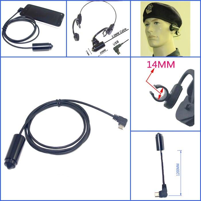 2.0mp Android OTG Smartphones HD micro mini cmos usb surveillance digital camera headset bullet external camera for usb otg compatible android smartphones