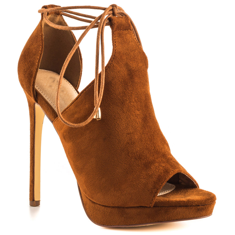 Compare Prices on Brown Shoes with Medium Heel for Women- Online ...
