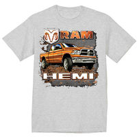 big and tall t shirt for men Dodge Ram Hemi trucks tall tee shirt men's Newest Top Tees,Fashion Style Men Tee,2019 hot tees