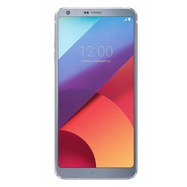 Разблокированный LG G6 четырехъядерный 5,7 дюймов 4 Гб ОЗУ 64 Гб ПЗУ две sim-карты двойная задняя камера 13,0 МП LTE 4G мобильный телефон