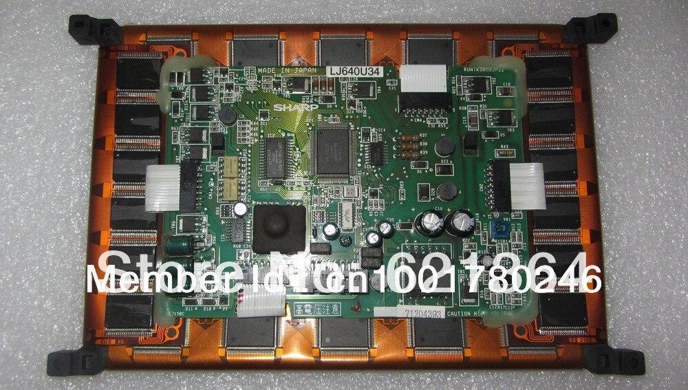 Lj640u34 Professionale Per Schermo Industriale