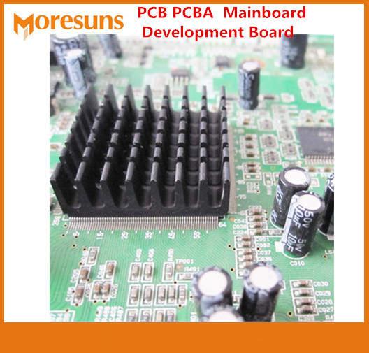 US $0 92 8% OFF|OEM/ODM PCB PCBA SMT DIP HASL ENIG Gold 1OZ 3OZ 1 6mm 2 0mm  Multilayer PCB Design/ PCB Clone /PCB Manufacture Mainboard BGA PCBA-in