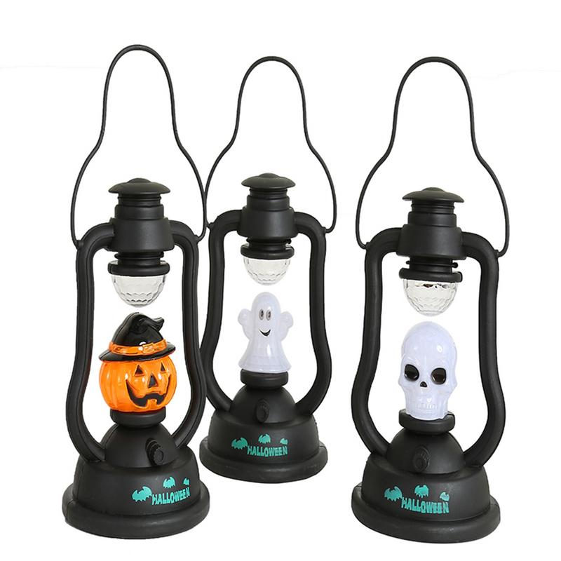 Lights & Lighting Portable Halloween Ghost Light New Arrival Decoration Light Used For Holiday Hot Selling Lamp Childrens Toy Household Decorate Relieving Rheumatism And Cold