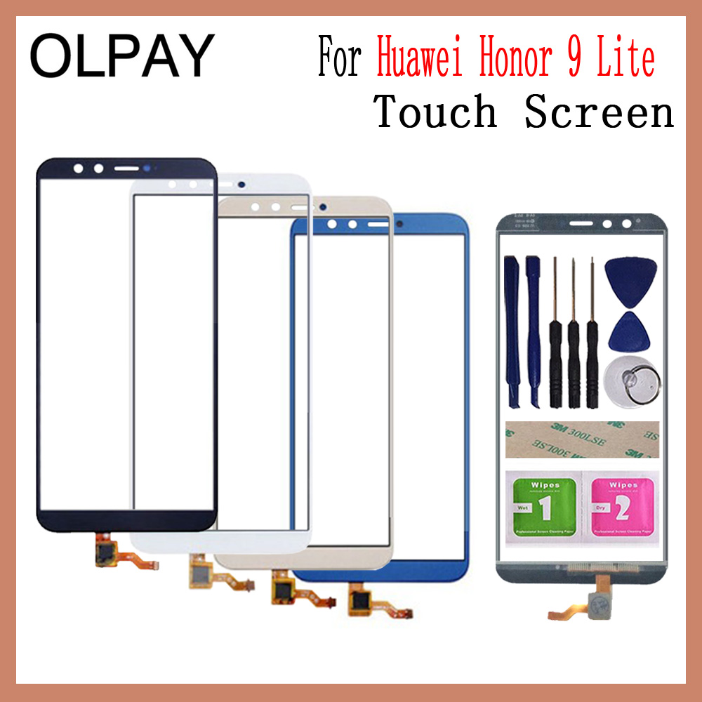 LCD Display Touch Screen 5.65'' inch For Huawei Honor 9 Lite Touchscreen Digitizer Panel Front Glass Touch Sensor Replacement(China)