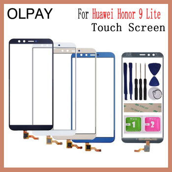 LCD Display Touch Screen 5.65'' inch  For Huawei Honor 9 Lite Touchscreen Digitizer Panel Front Glass Touch Sensor Replacement witblue new mglctp 701271 touch screen touch panel glass sensor digitizer replacement for 7 inch tablet