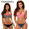 New Sexy Bikini Women Swimsuit 2017 Summer Beach Wear Push Up Swimwear Female Brazilian Bikini Set