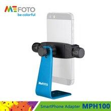 MeFOTO SideKick360 MPH100 SmartPhone Adaptador de Soporte para Teléfono Móvil Soporte Para Mini Trípode Flexible Ligero Envío Gratis