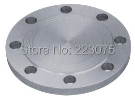 Free shipping  4 Stainless Steel SS304  Blind FlangeFree shipping  4 Stainless Steel SS304  Blind Flange