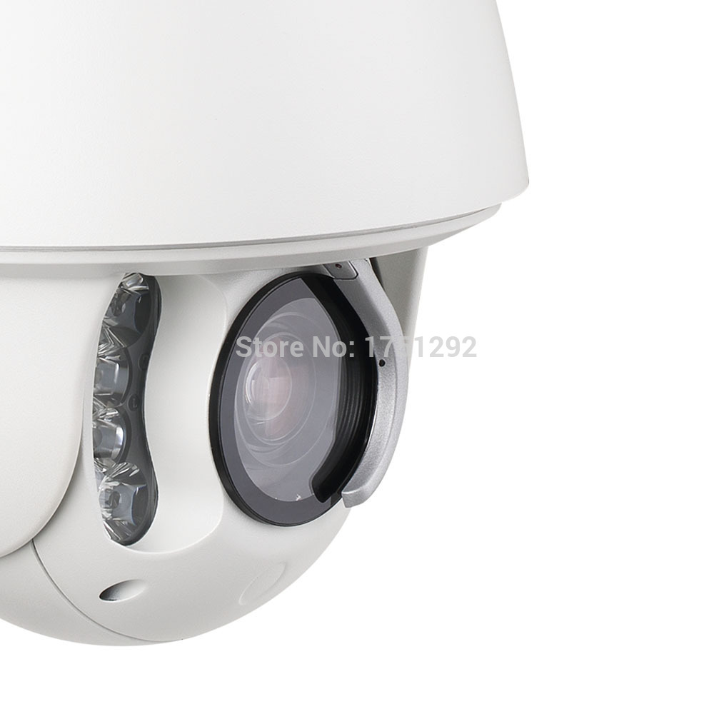 IMPORX IP Camera Auto Tracking 1080P 20X ZOOM P2P IR 150M with wiper PTZ IP Camera