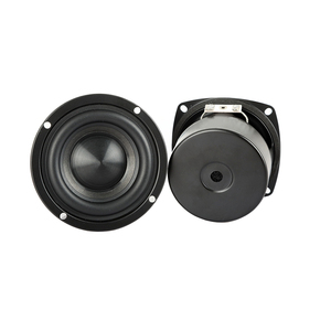 Image 5 - Tenghong 1pcs 3 Inch HIFI Bass Speaker 4Ohm 8Ohm 25W Portable Audio Speaker Unit Bookshlef Subwoofer Home Theater Loudspeaker