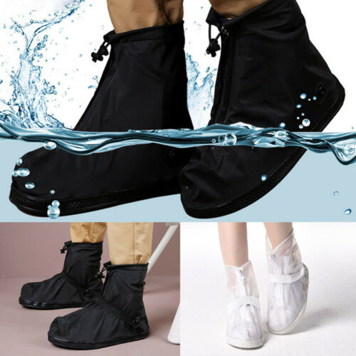 USA Unisex Reusable Shoes Covers Waterproof Rainproof Elastic Shoes Protectors