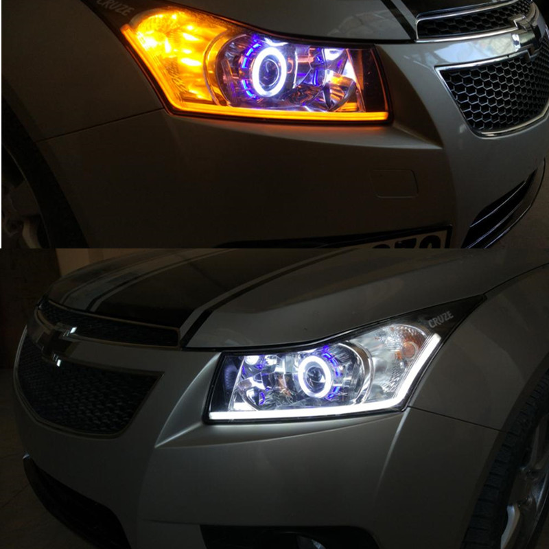 Automobiles & Motorcycles Punctual For Hyundai Renault Ford Lada Toyota Flexible Flowing Car Led Running Turn Signal Led Day Time Running Light Headlight Strip Led