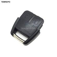 TEMREIPO 2 кнопки Замена дистанционного ключа дело shell fob для Chevrolet ключевых оболочки Фоб с держателем батареи