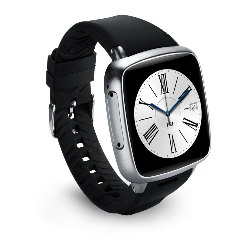 696 Z01 Bluetooth Android 5.1 Smart Watch 512M RAM 4G ROM WiFi GPS SIM Camera GPS Heart Rate Monitor Wristwatch For iOS Android