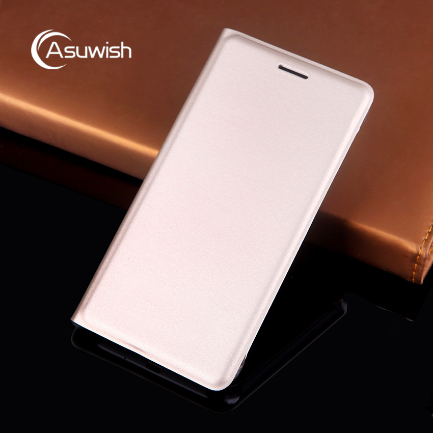 Flip Cover Wallet Leather Phone Case För Samsung Galaxy J3 2016 2015 - Reservdelar och tillbehör för mobiltelefoner - Foto 2