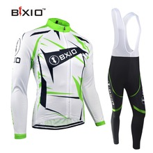 Bxio Breathable Cycling Sets Ropa Ciclismo Spring Bicycle Clothes New Bicicleta Maillot Culotte Strava Italia Bretelle