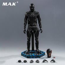 1/6 Full SetSoosootoys SST010 Dark Speedster Black Flash Figure Box_Set Toy Action For Collection