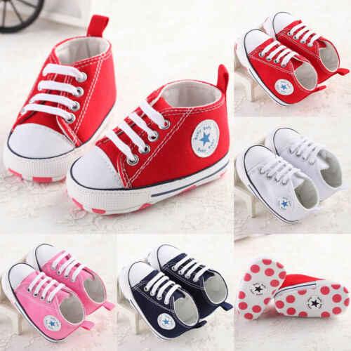 Emmababy zapatos para niños deporte Casual infantil Unisex niños niñas zapatos otoño primavera rayas niños zapatillas transpirables niños