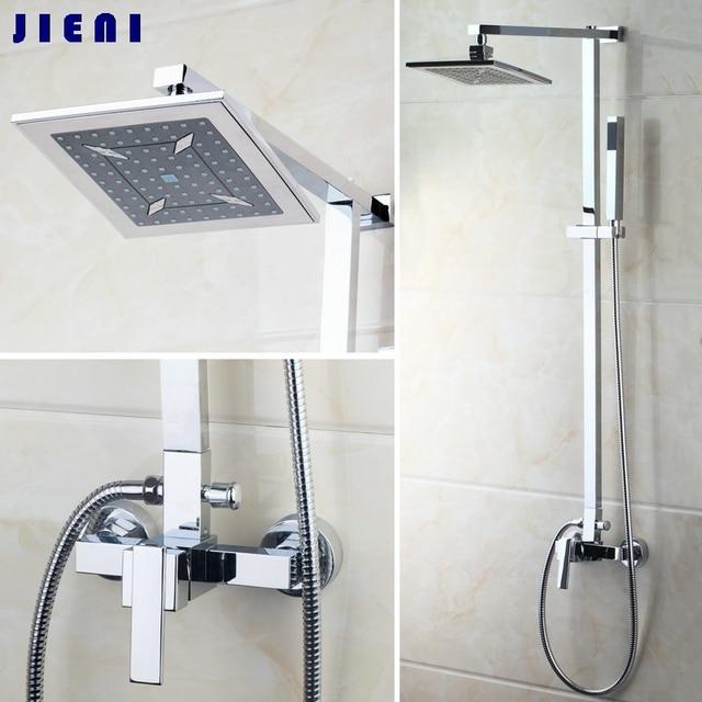 8 Quot Abs Rain Shower Head Bathroom 52004 Bathtub Chrome Sink