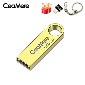 Image 5 - CeaMere C3 USB Flash Drive 16GB/32GB/64GB Pen Drive Pendrive USB 2.0 Flash Drive memory stick USB disk 3 di Colore USB FLASH DRIVE