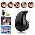 Super Mini S530 Fones De Ouvido Sem Fio Bluetooth Fones De Ouvido Fones de Ouvido Furtivas Ultra Light Headsfree Headset Com Microfone Para Smartphones