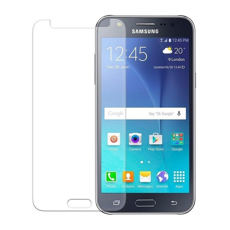 For Samsung Galaxy 16 J1 J3 J5 J7 16 Tempered Glass 15 J1 J5 J7 J500 J510 Anti Shatter Screen Protector Protective Film 2