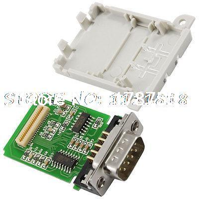 RS-232C FX3U-232-BD Communication Board Module for Mitsubishi FX3U PLC new original 1756 eweb plc 100 mbps communication rate controlnet communication module