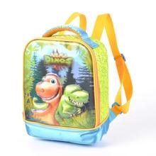 Kokocat Fashion Cute Animal Backpacks For School Kids Dinosaur Backpack For Boys Girls Birthday Gift Tyrannosaurus