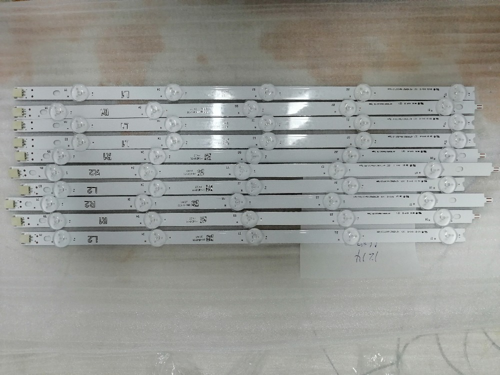 10pcs New Original 6916L-1214A 6916L-1215A LED Strip Circuits  6916L-1216A 6916L-1217A 6916L-1338A 1385A FOR 42LP360C-CA