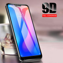 9D Full Cover Protective Tempered Glass On For Xiaomi Redmi Note 7 Glass Mi 9 SE Screen Protector For Redmi 6A 4X Note 5 Film(China)
