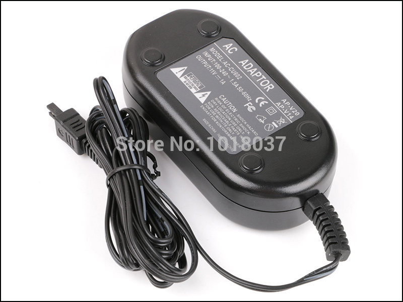 AC Power Adapter / Charger For JVC GR-DX107 GR-DX28 GR-DX27 GR-SXM260 GR-SXM265 GR-SXM30 GZ-HD10 GZ-HD3 GZ-HD30