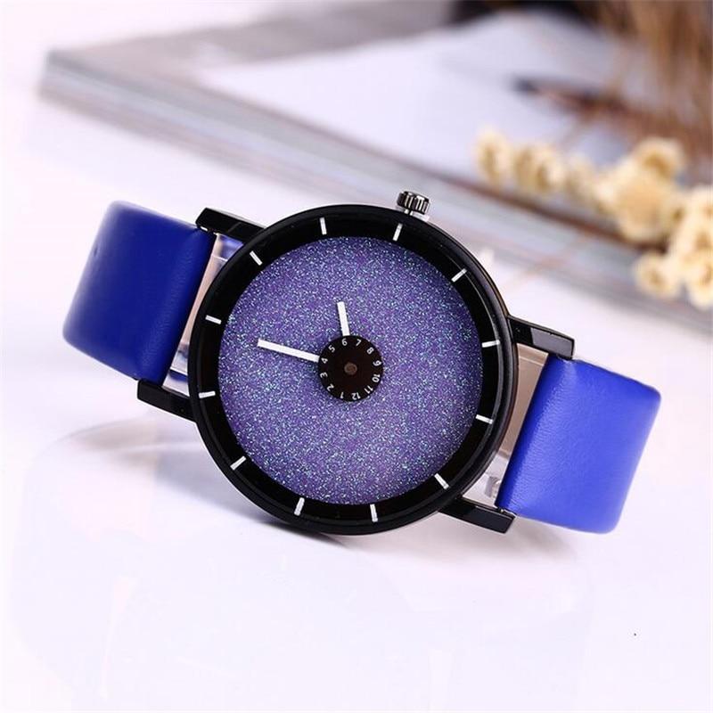 Korean version of the simple waterproof ladies girl quartz watch 1