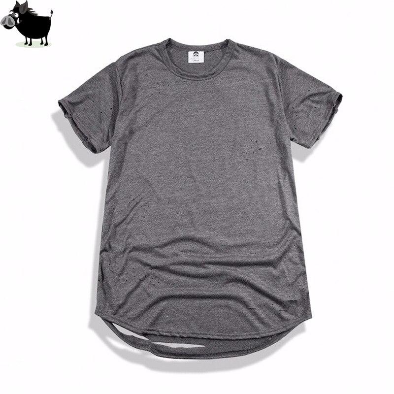 남자 Si Tun Tyga 확장 티셔츠 티 Pyrex 티셔츠 스트랩 Extra Long Tall Tee Extra Long Tall Shirts Mens Extra Kanye 티셔츠