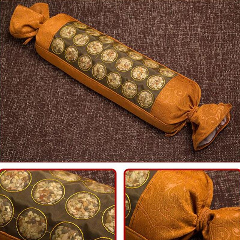 Healthcare Jade Pillow Mix Jade Electric Heating Pillow Free ShippingHealthcare Jade Pillow Mix Jade Electric Heating Pillow Free Shipping
