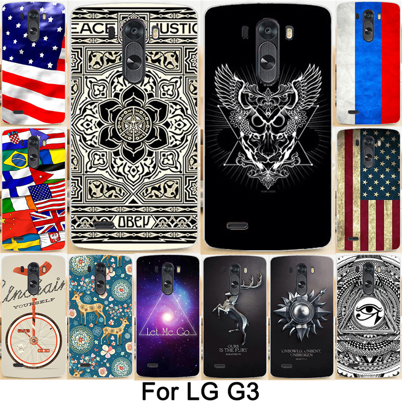 Top selling For LG G3 Painting Case National flag Eye Let Me Go Case Cover Shell For LG Optimus G3 D855 D850 Phone Cases Covers