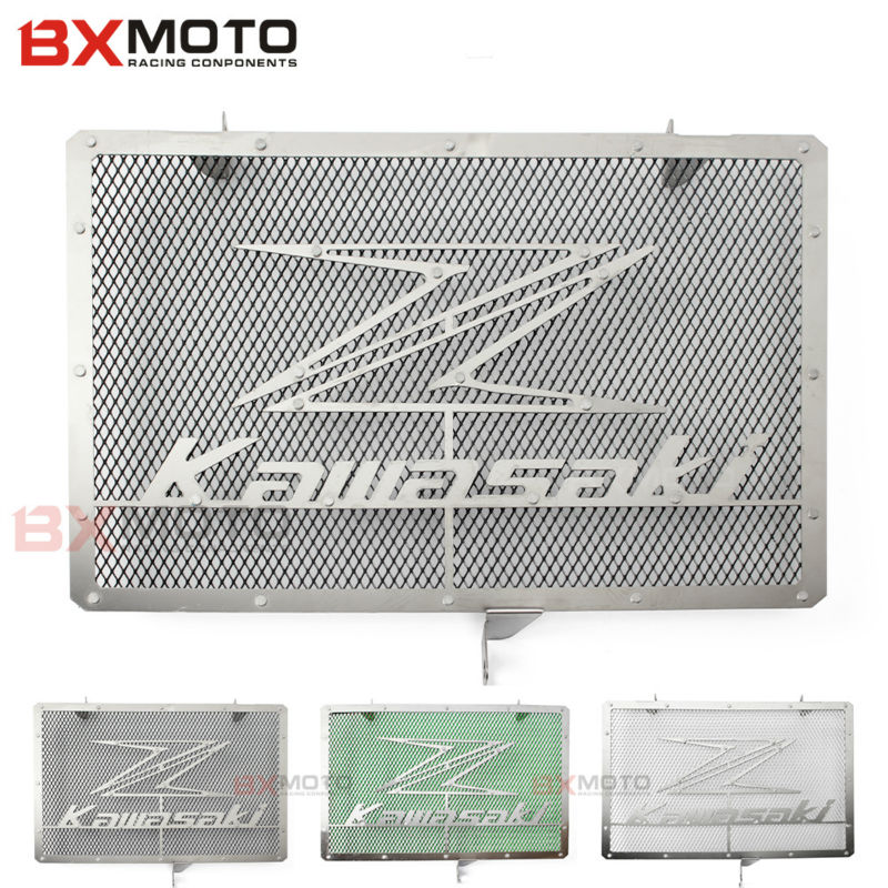 Motorcycle Kawasaki Z1000 accessories Radiator grille Motorbike Engine Protection For Kawasaki Z1000 2010 2011~ 2013 2014 2015 arashi motorcycle radiator grille protective cover grill guard protector for 2008 2009 2010 2011 honda cbr1000rr cbr 1000 rr