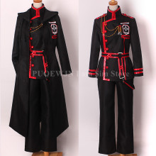 Anime D.Gray-man Hallow Allen Walker  Cosplay Costumes