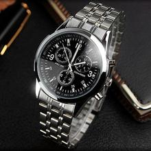 New Luminous Men Women Couple Lovers' Fashion Stainless Stee