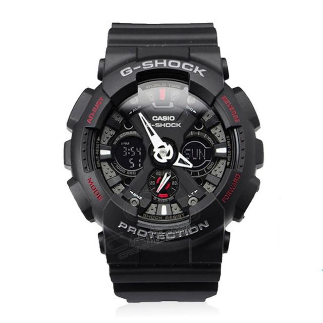 200d6c65cb9 CASIO Watch G-SHOCK Dual Display Wrist Watch Men Waterproof LED Sports  Watch Relogio Masculino