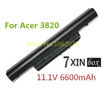 11.1V 6600mAh 9cell Battery For ACER Aspire 3820 3820T 4820T 5820T 5820TG 4745G AS10B31 AS10B41 AS10B51 AS10B61 AS10B5E AS10B6E acer aspire 4745g б у